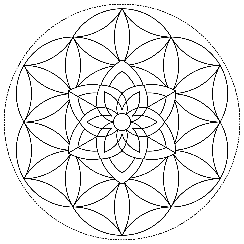 Mandala monday 64 free design to download and colour in mandala monday 64 free download to colour in 2 m4hsunfo