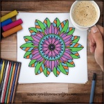 Mandala Monday 63 Free Design To Download And Colour In