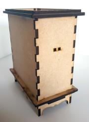 Mantle Clock MDF Kit (12)