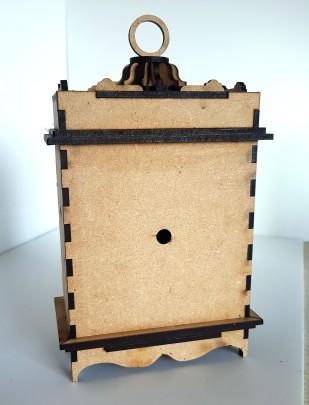 Mantle Clock MDF Kit (19)