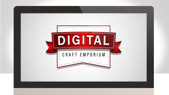 New Digital Craft Emporium Website Logo 2