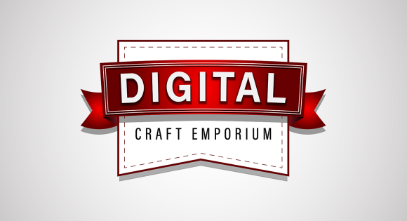New Digital Craft Emporium Logo