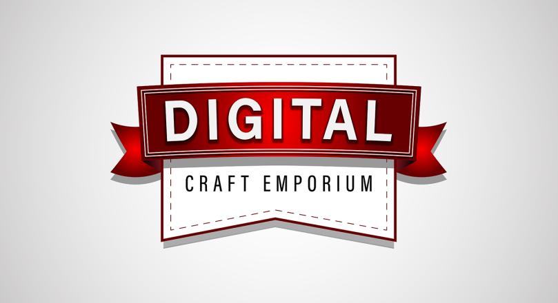 New Digital Craft Emporium Logo