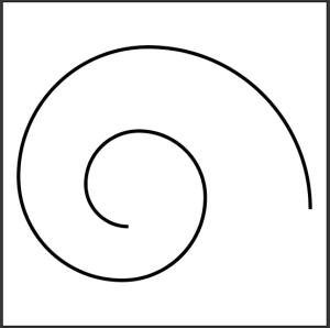 SVG Spiral