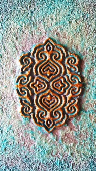 3D Printed Tatar Ornament by John Bloodworth Gentleman Crafter (3)
