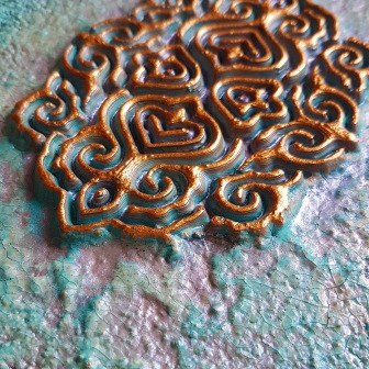 3D Printed Tatar Ornament by John Bloodworth Gentleman Crafter (4)