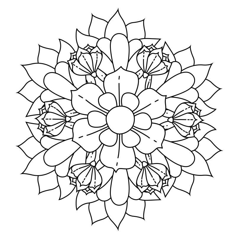 Mandala Monday 66 (2)