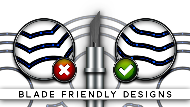 Cutting Machine Friendly Designs