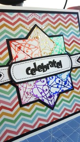 Fabulously Foiled Greetings Card by John Bloodworth Gentleman Crafter (5)
