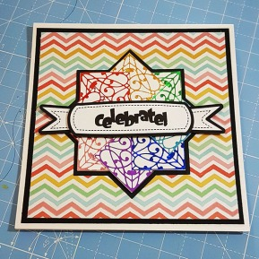 Fabulously Foiled Greetings Card by John Bloodworth Gentleman Crafter (7)