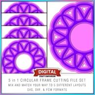 5in1 Circular Frame TWO