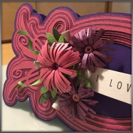 Art Nouveau Fancy Flourish Layered Card (2)