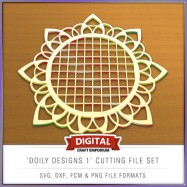 Doily Design 1 Preview Image