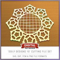 Doily Design 10 Preview Image