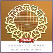 Doily Design 11 Preview Image