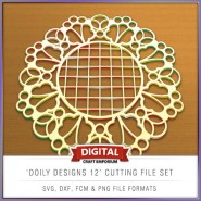 Doily Design 12 Preview Image