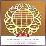 Doily Design 2 Preview Image