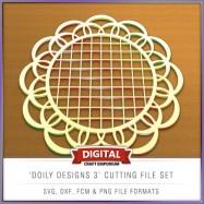 Doily Design 3 Preview Image