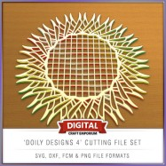 Doily Design 4 Preview Image