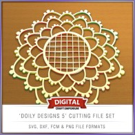 Doily Design 5 Preview Image