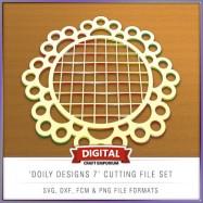 Doily Design 7 Preview Image
