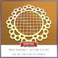 Doily Design 7 Preview Image