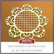 Doily Design 8 Preview Image