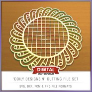 Doily Design 9 Preview Image