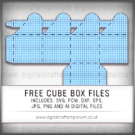 FREE CUBE BOX PREVIEW 2
