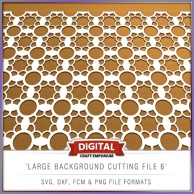 Large Background Cutting File 6 - Preview