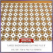 Large Background Cutting File 8 - Preview