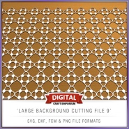 Large Background Cutting File 9 - Preview