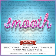 Smooth Word Collection Preview