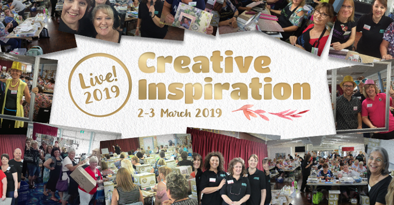 Couture Creations Creative Inspiration Event 2019