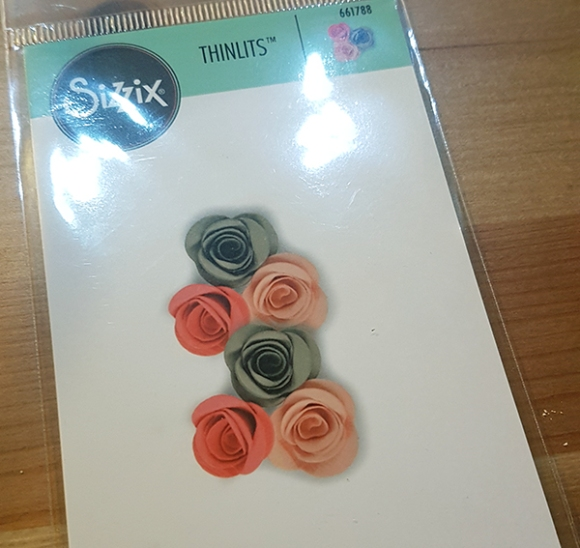 Sizzix Thinlets Flower Scallop