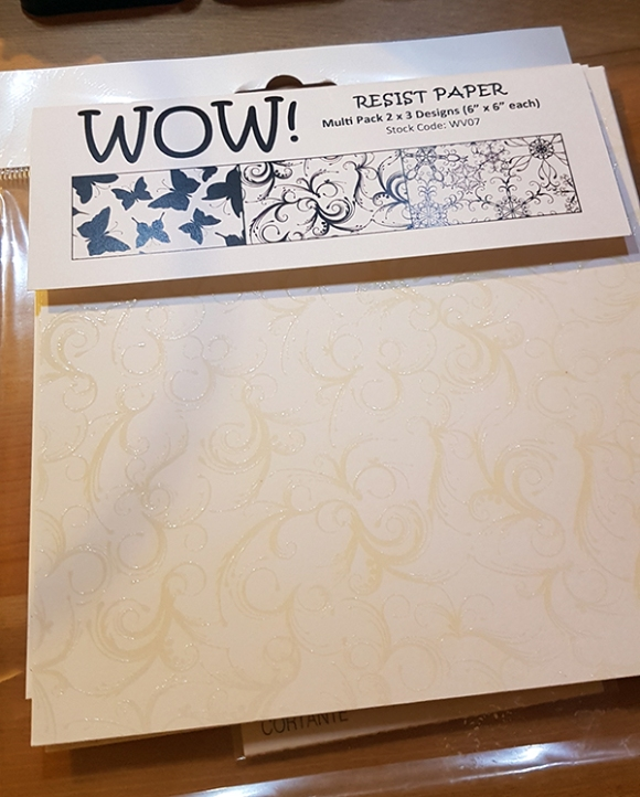 Wow! Resist Papers