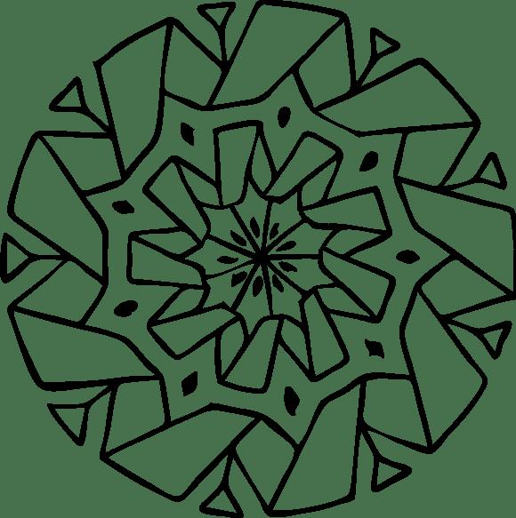 Monday Mandala 2019-2