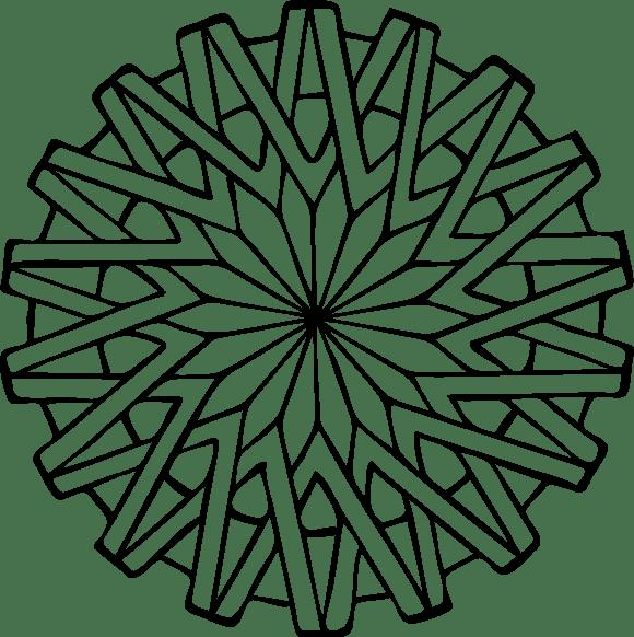 Monday Mandala 2019-4