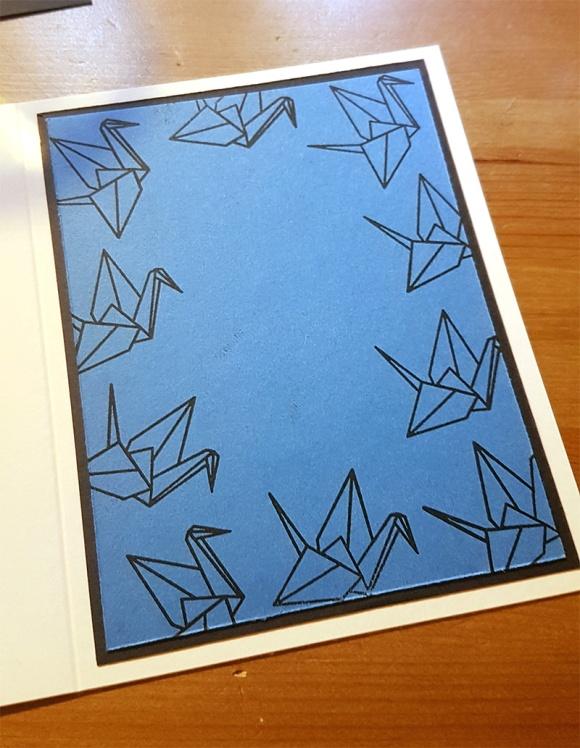 Greetings Card Mama Elephant Origami John Bloodworth Gentleman Crafter (2)