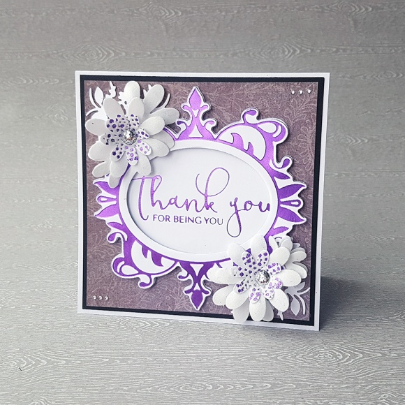 Couture Creations Butterfly Garden John Bloodworth Gentleman Crafter 16