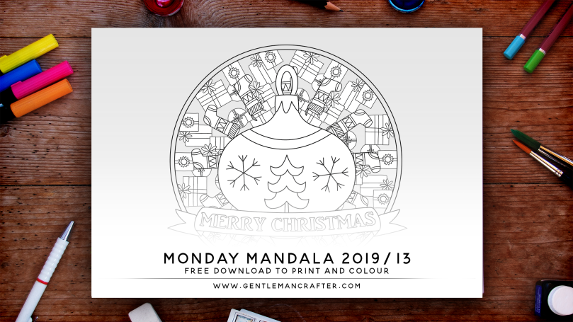 Mandala Monday Free Design To Download And Colour 2019 - 13 Preview.png