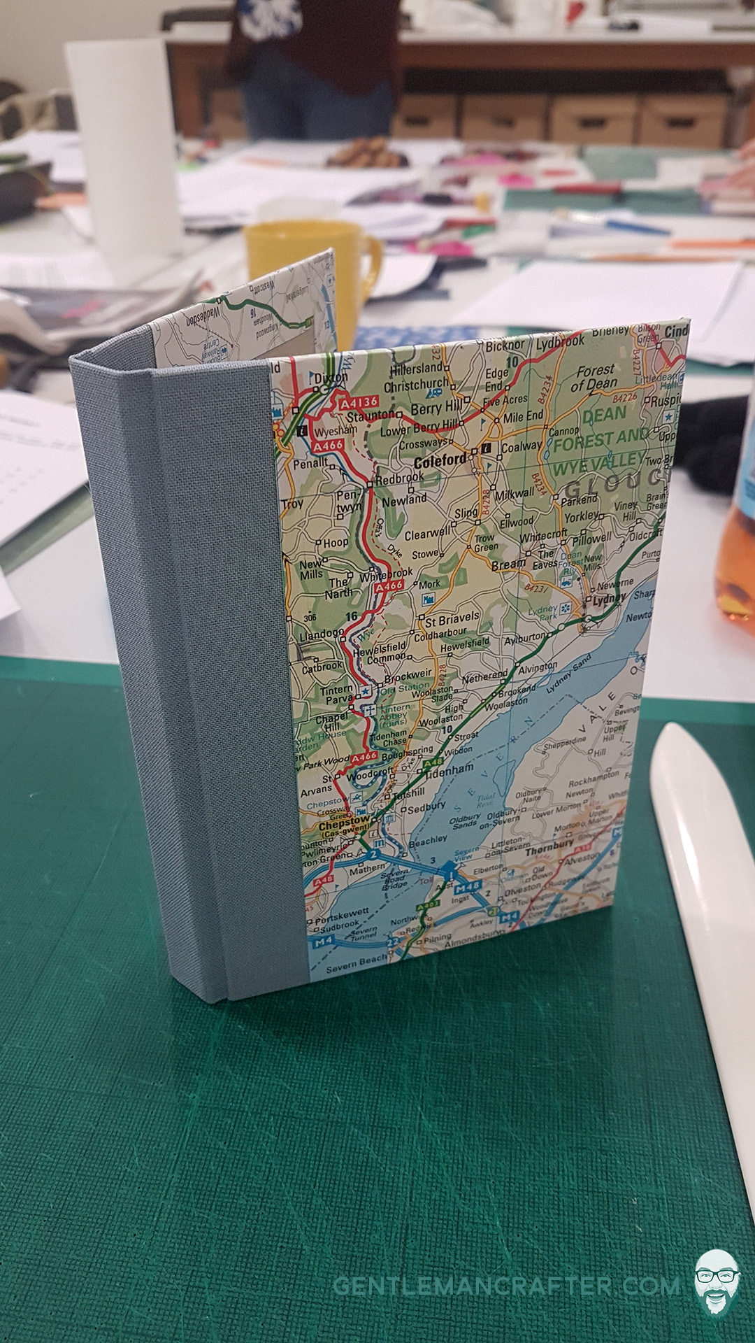Book Binding Workshop 7