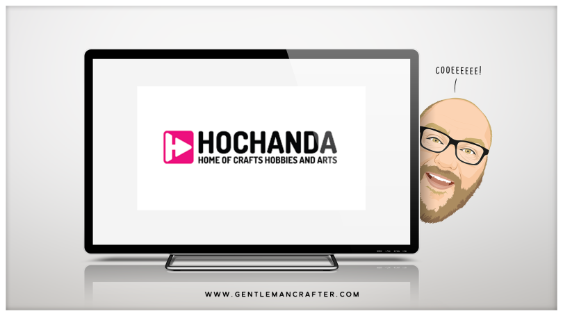 Gentleman Crafter Product Range Appearing On Hochanda TV April 2020