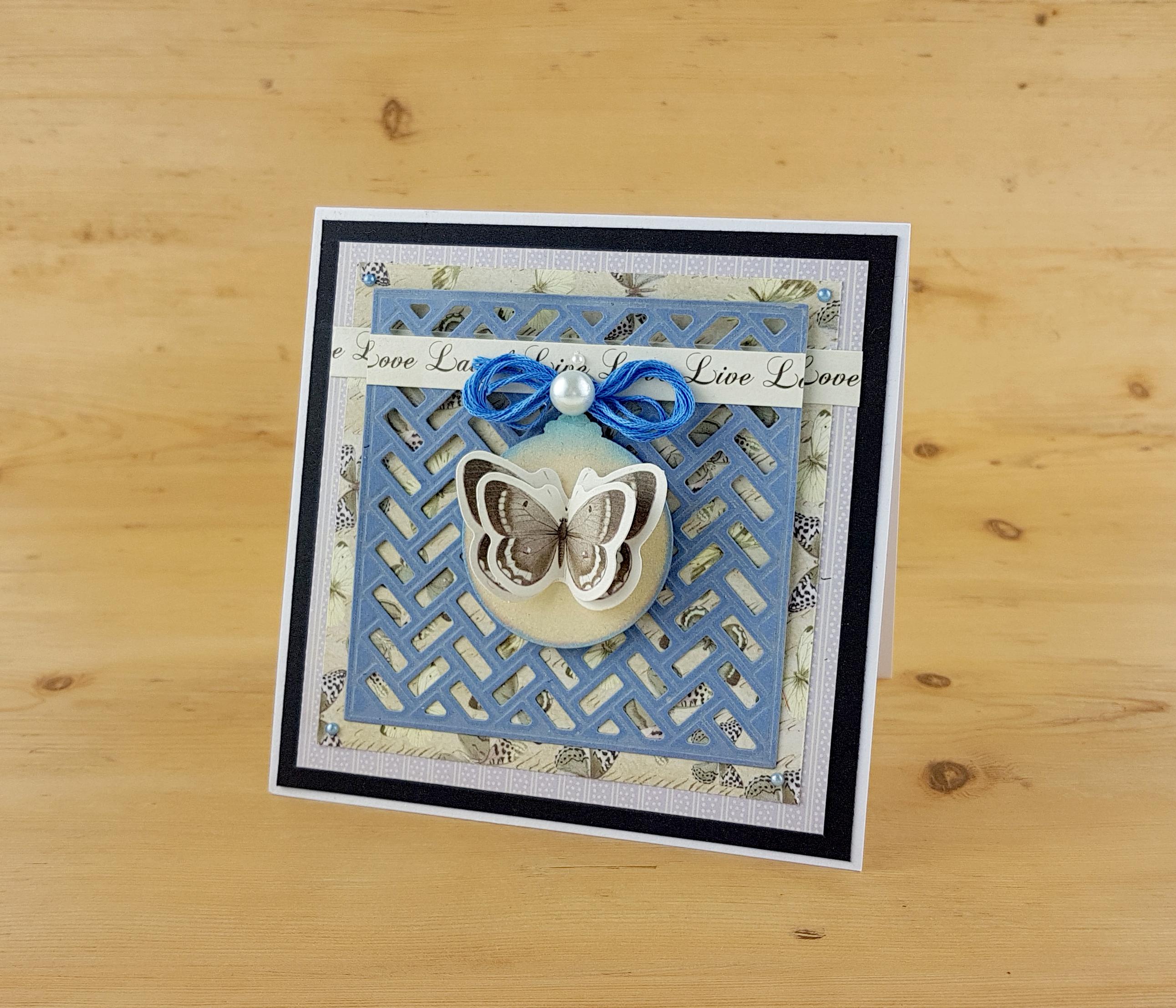 John Bloodworth Gentleman Crafter Couture Creations Parquet Tiles