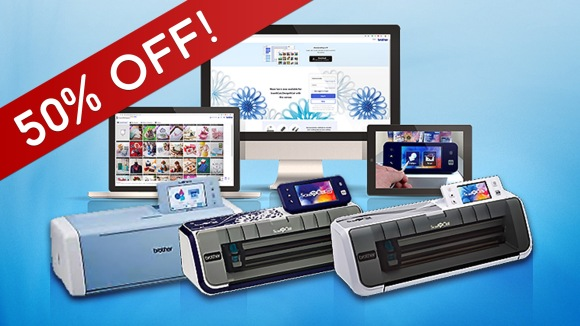 Udemy Scan N Cut Sale