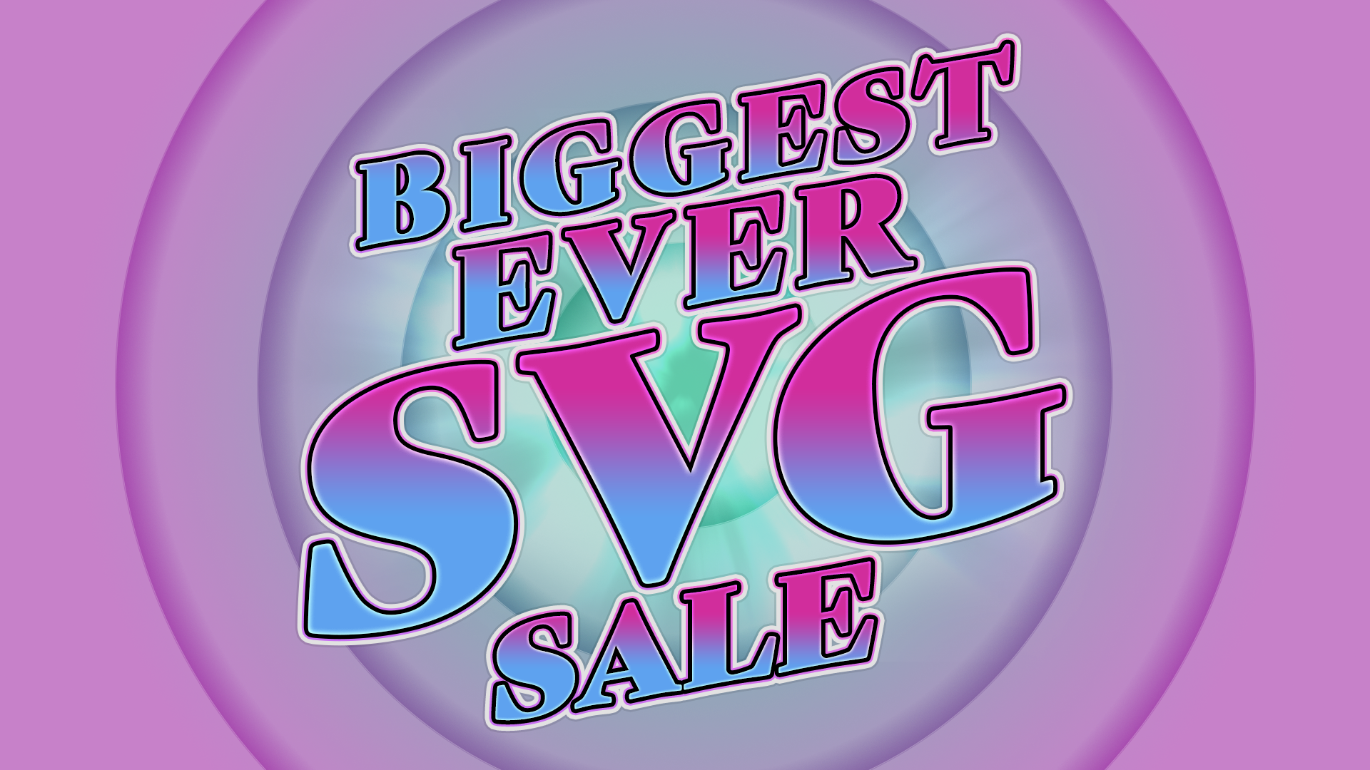 SVG Cutting File Sale