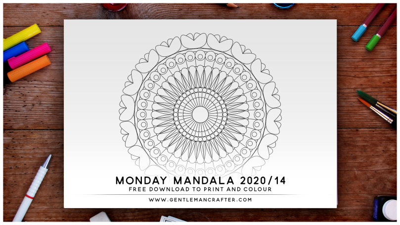 Free Mandala Design To Download Print And Colour 2020-14
