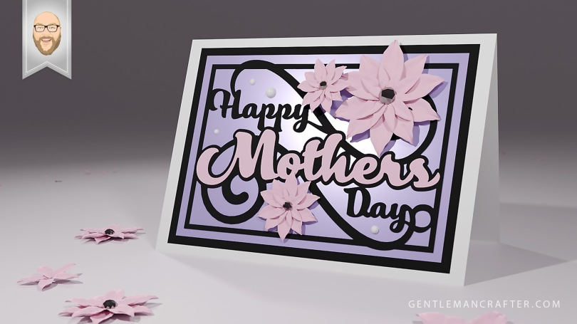 Mothers Day Free SVG Cutting File Blog Featured Image