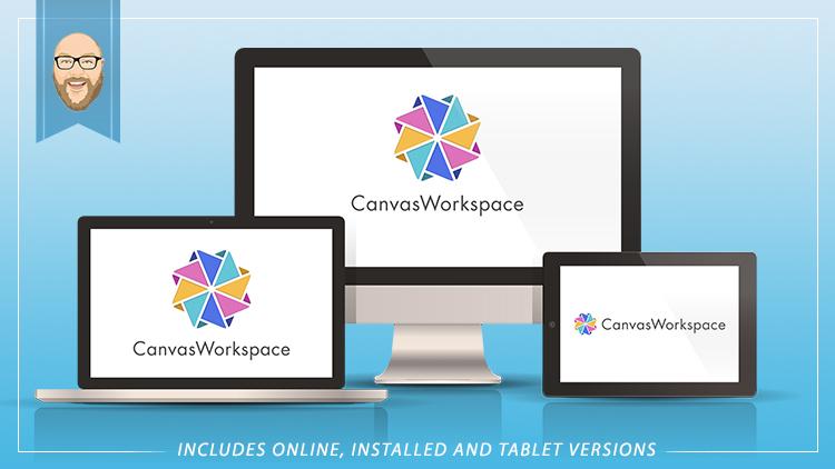 Udemy Brother Canvas Workspace Online Workshop