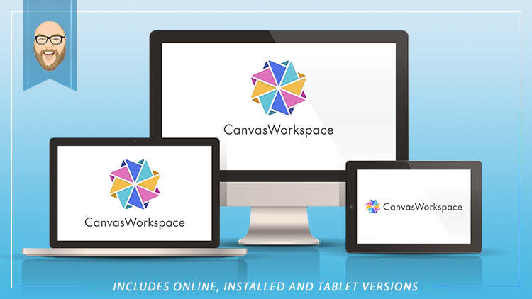 Mastering Canvas Workspace Promo Image